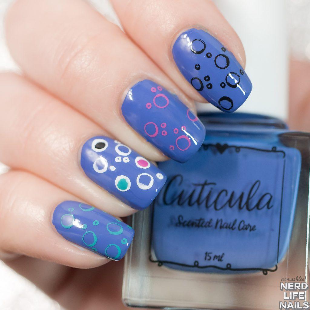 Gumballs Nail Art