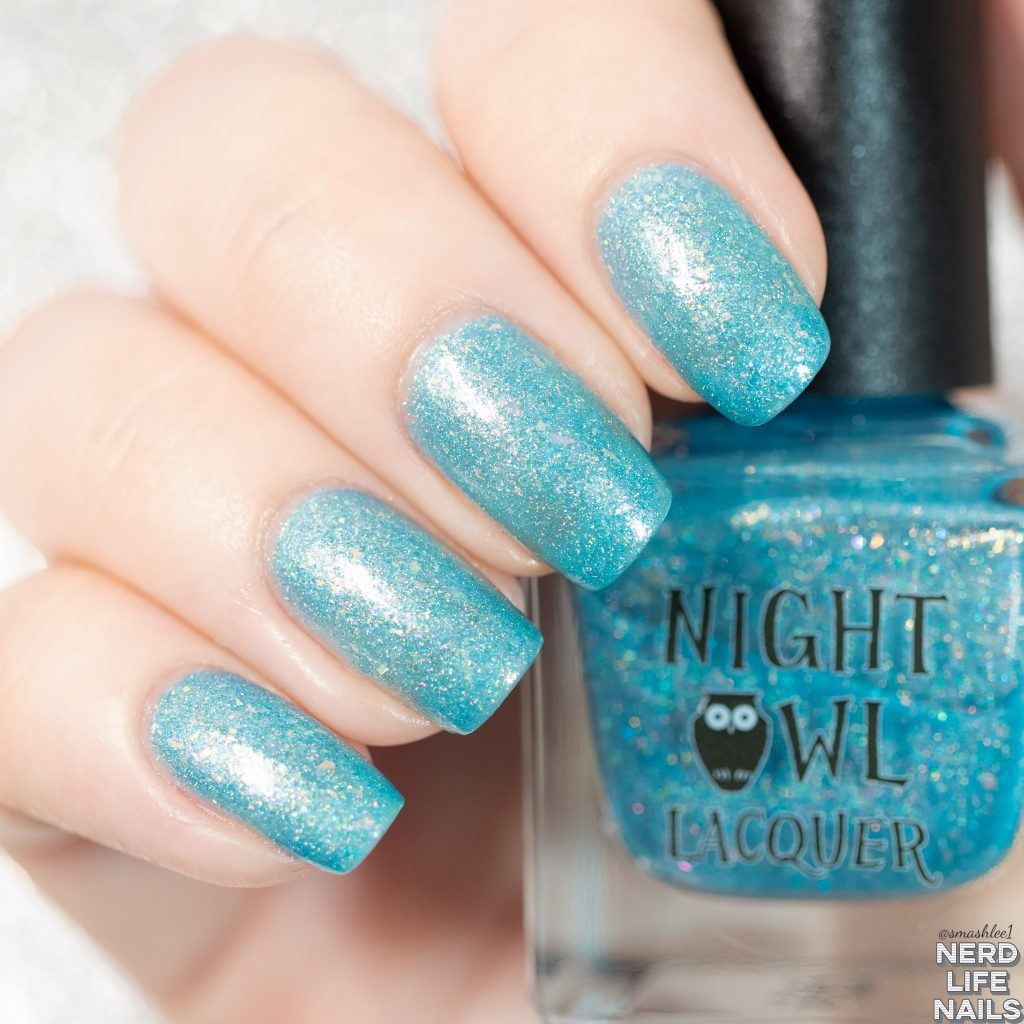 Night Owl Lacquer - Blupee