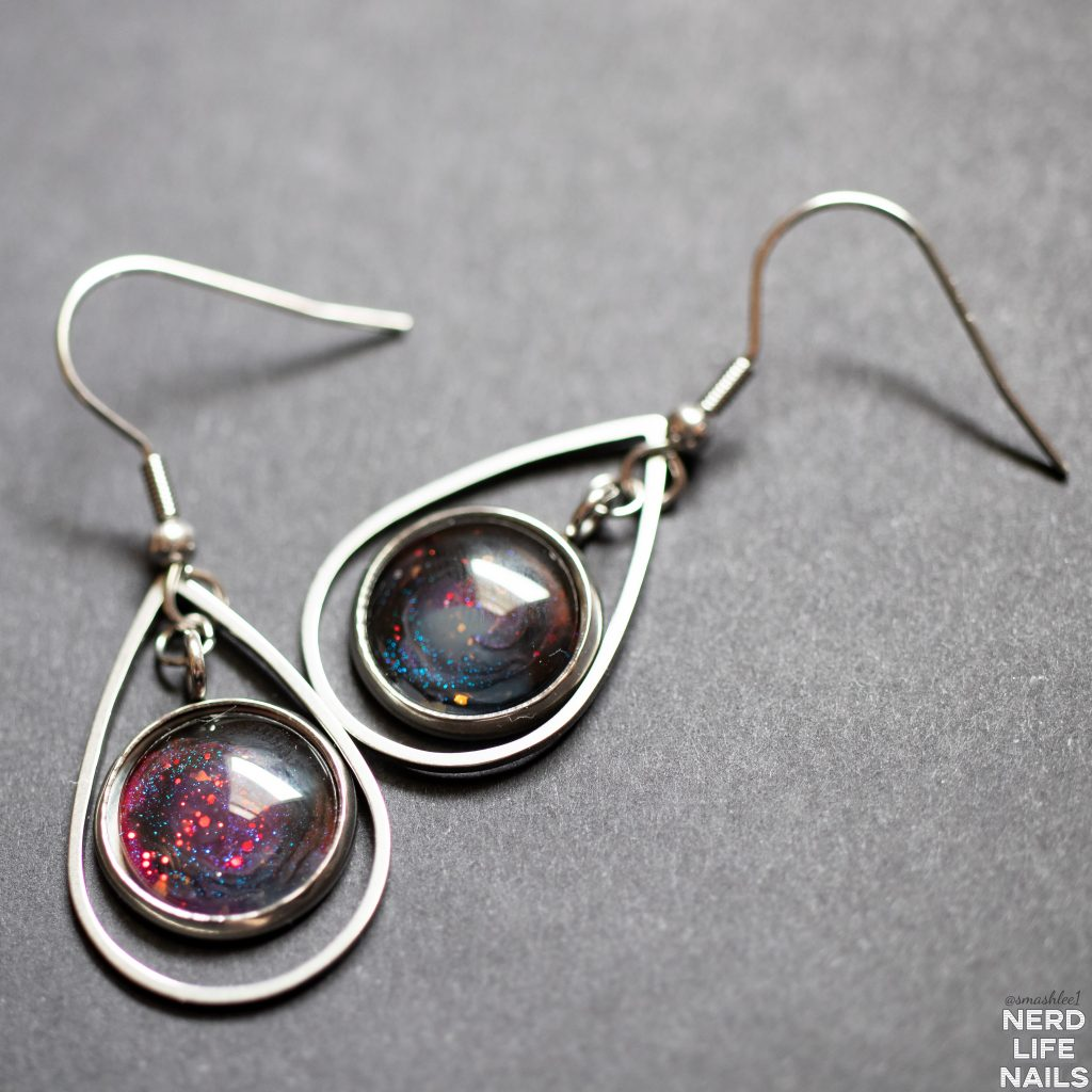 Mothman's Tears - Forty Winks Jewelry Earrings