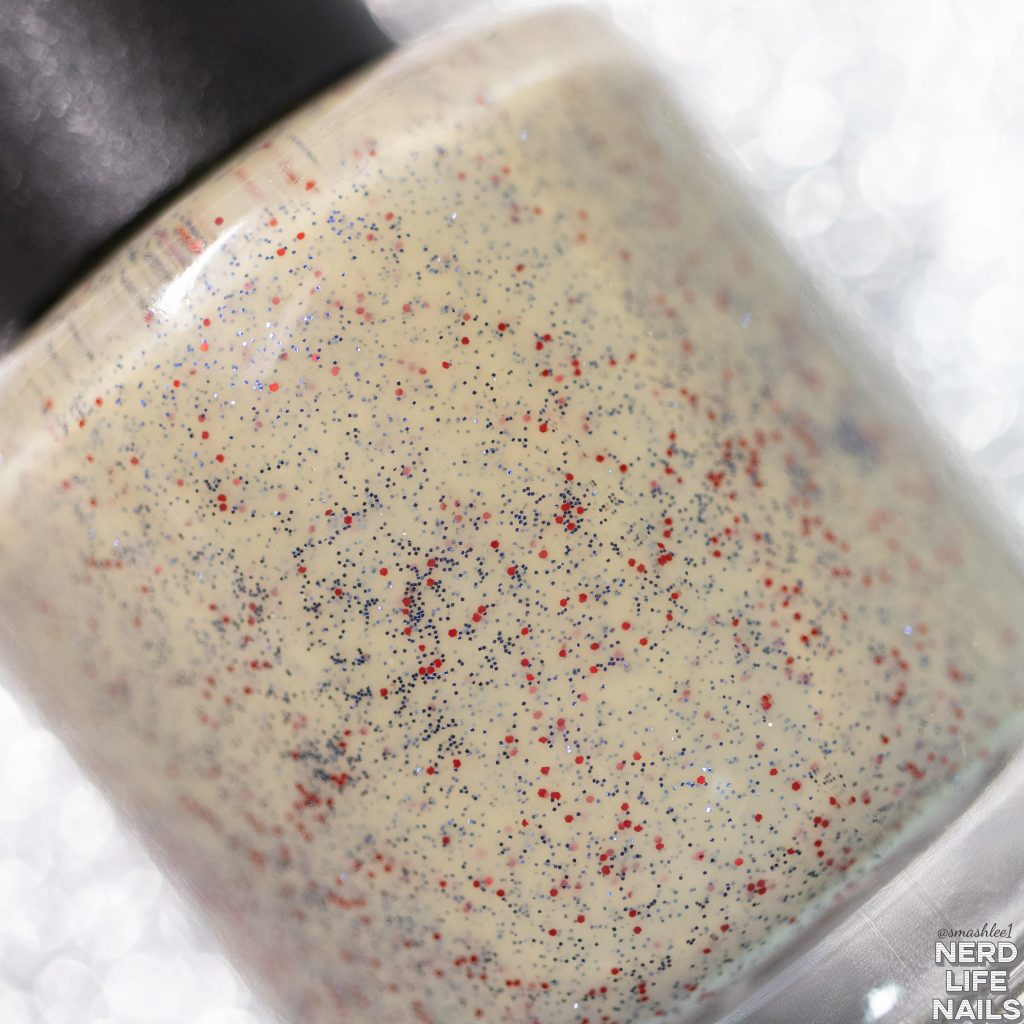 Geekish Glitter Lacquer - All Work And No Play Makes Jack A Dull Boy