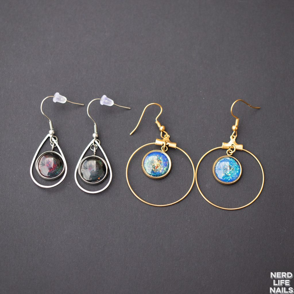 The Princess and the Pea Earrings - Forty Winks Jewelry
