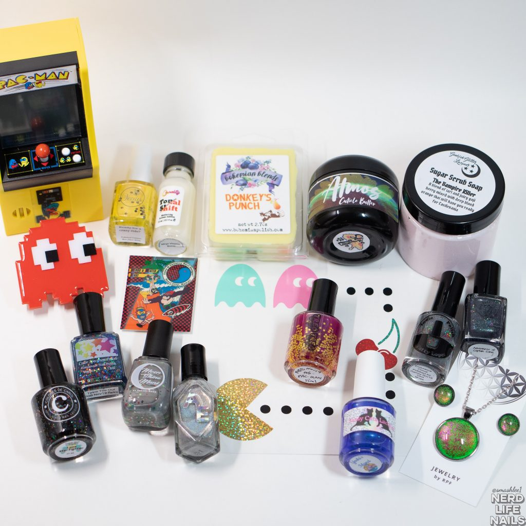 Polished Gamers Box - Retro Games