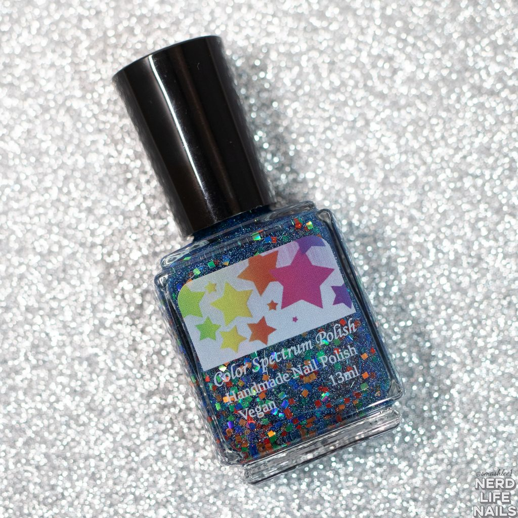 Color Spectrum Polish - Tetris Top Out