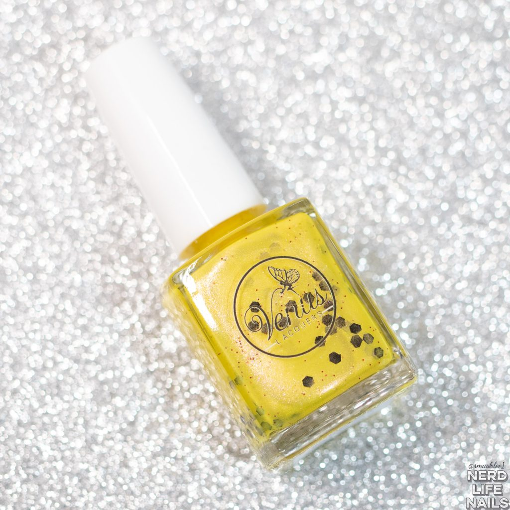 Venus Lacquers - Ready for a crazy ride?