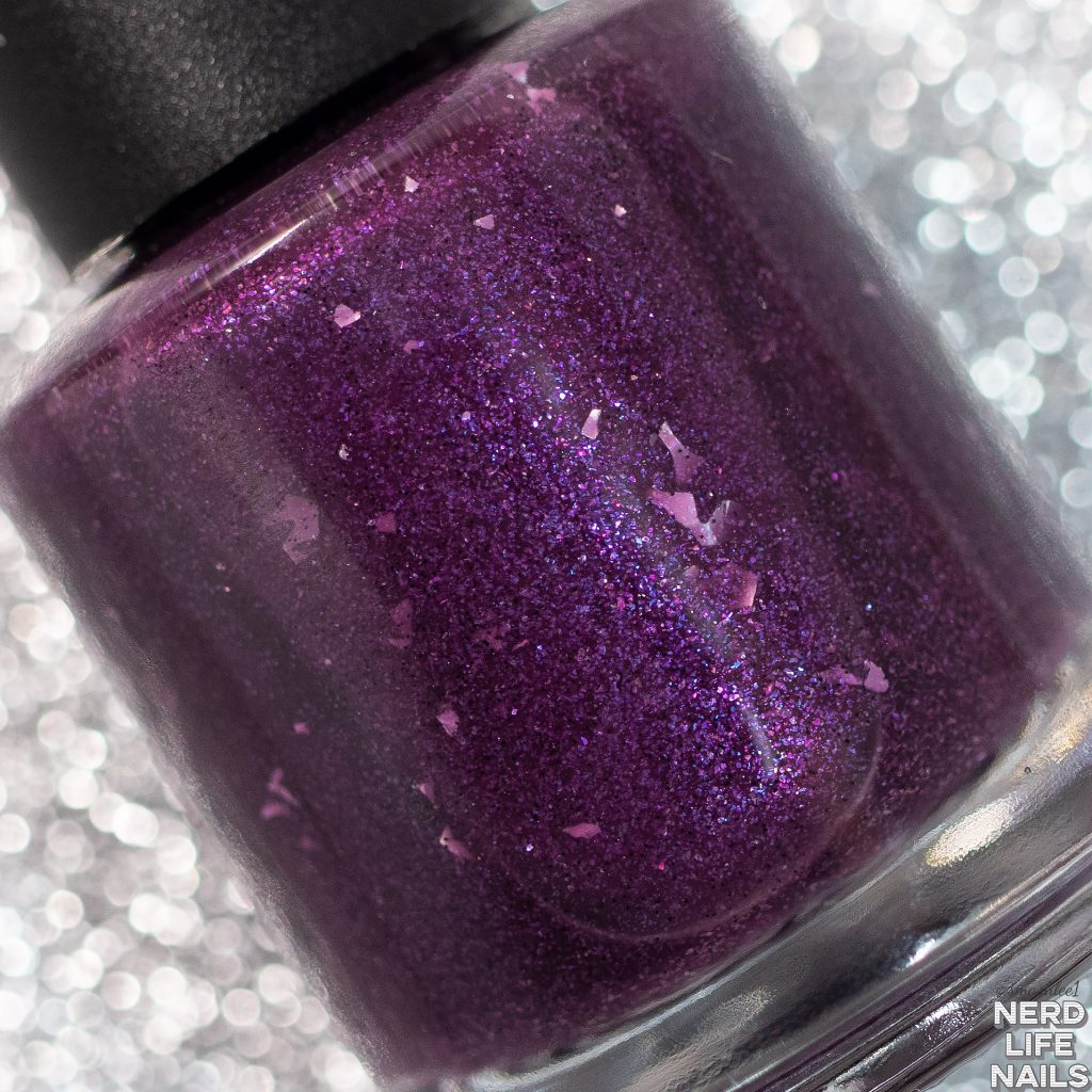 Geekish Glitter Lacquer - I'm Creating Trouble. Can't You See?