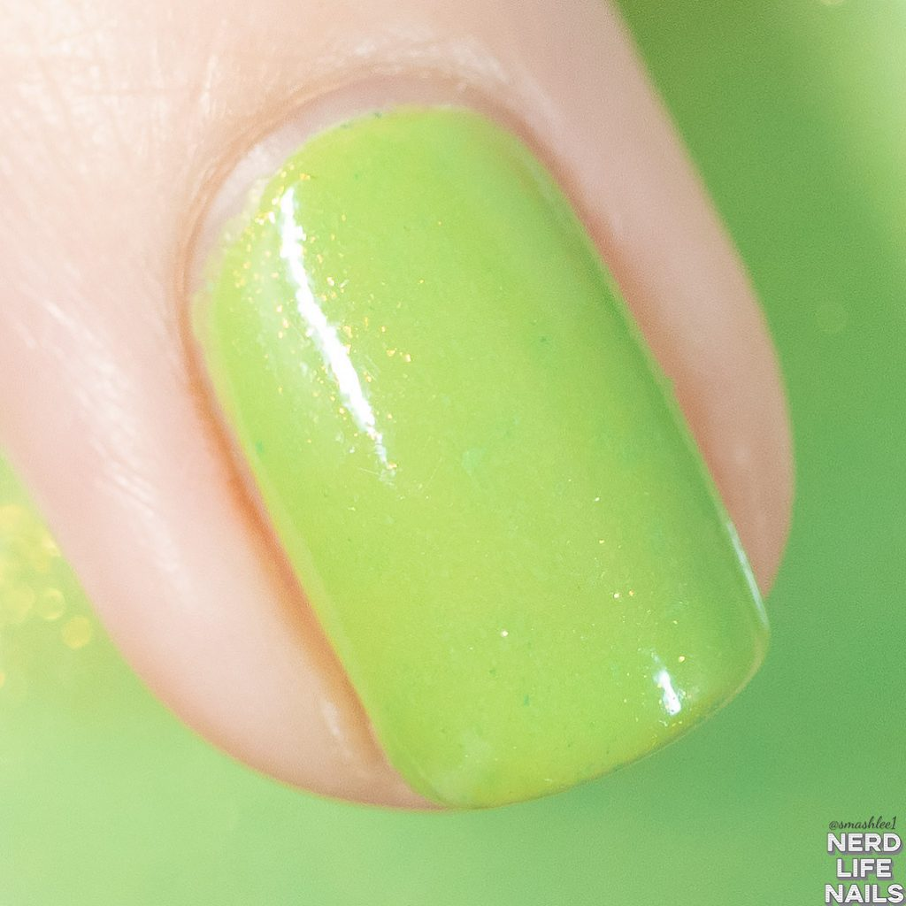 Geekish Glitter Lacquer - The Child