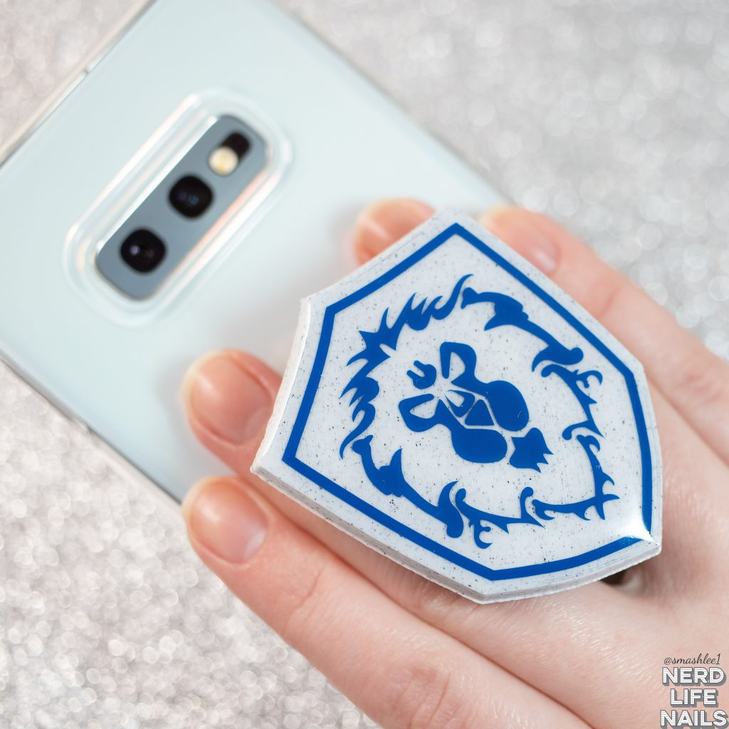 3Cheers4Ears Alliance Shield Phone Grip