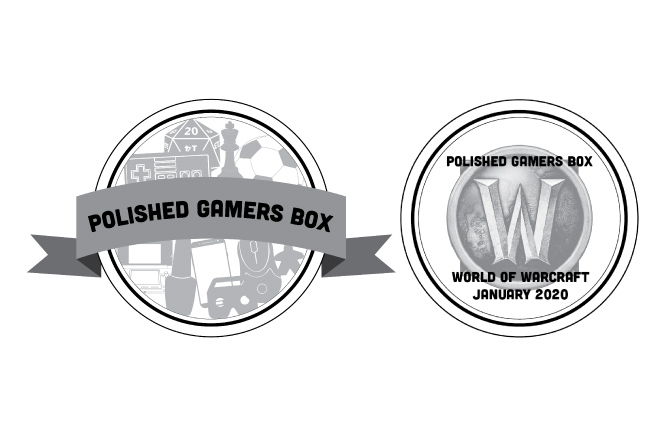 January 2020 WOW Polished Gamers Box
