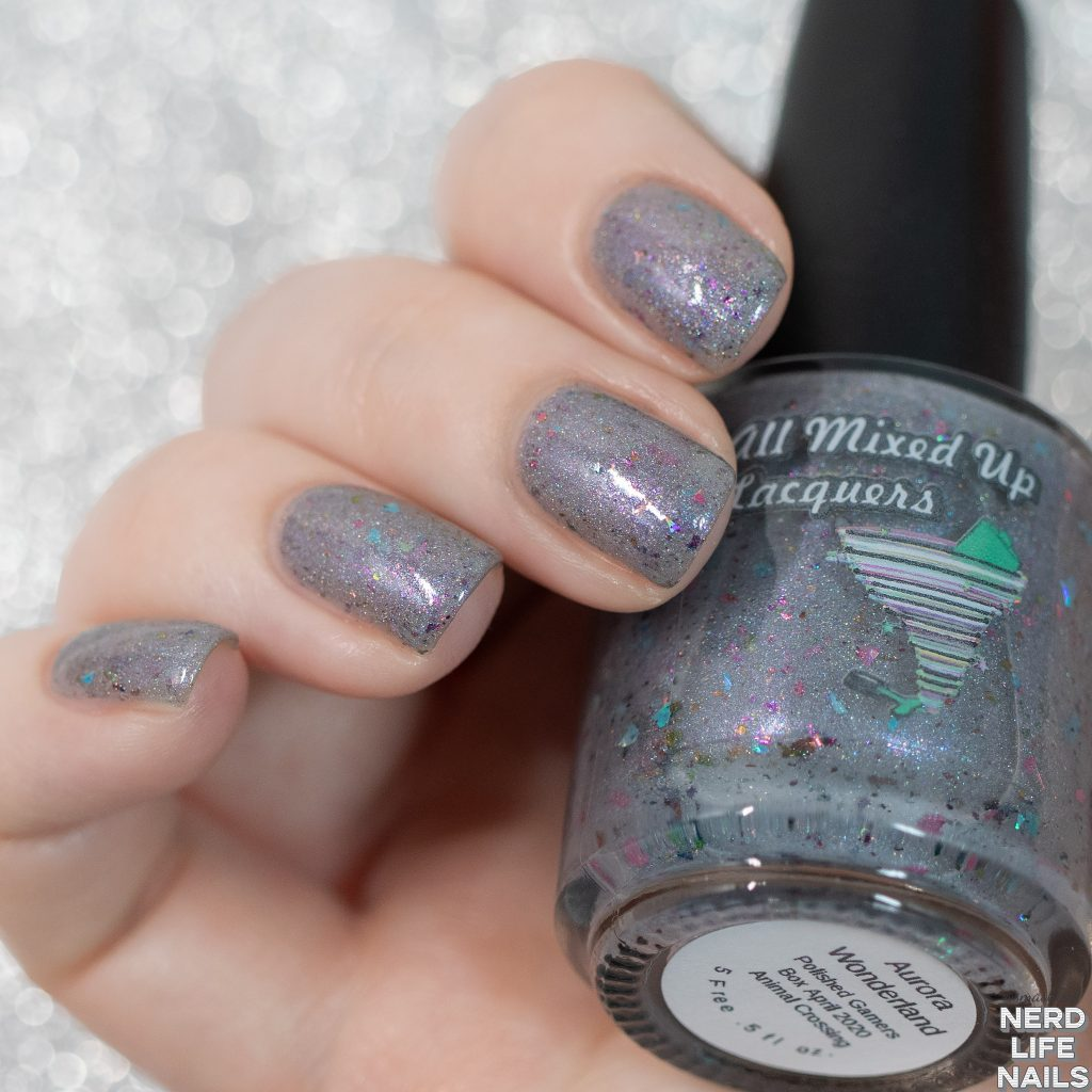 All Mixed Up Lacquers - Aurora Wonderland