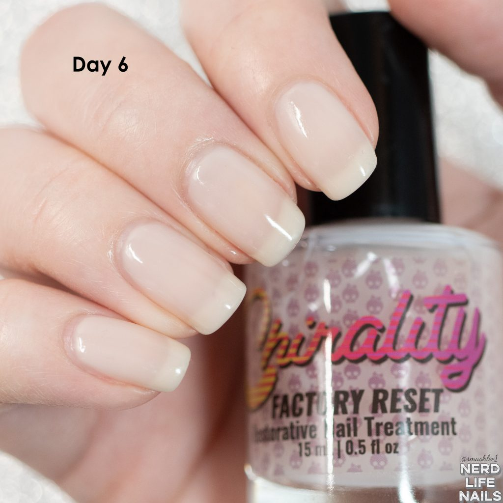 Chirality - Factory Reset - Restorative Nail Treatment
