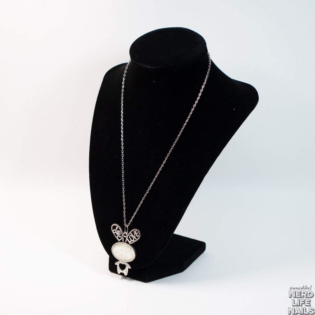 Jewelry By RPF - Antique Silver Rabbit Necklace