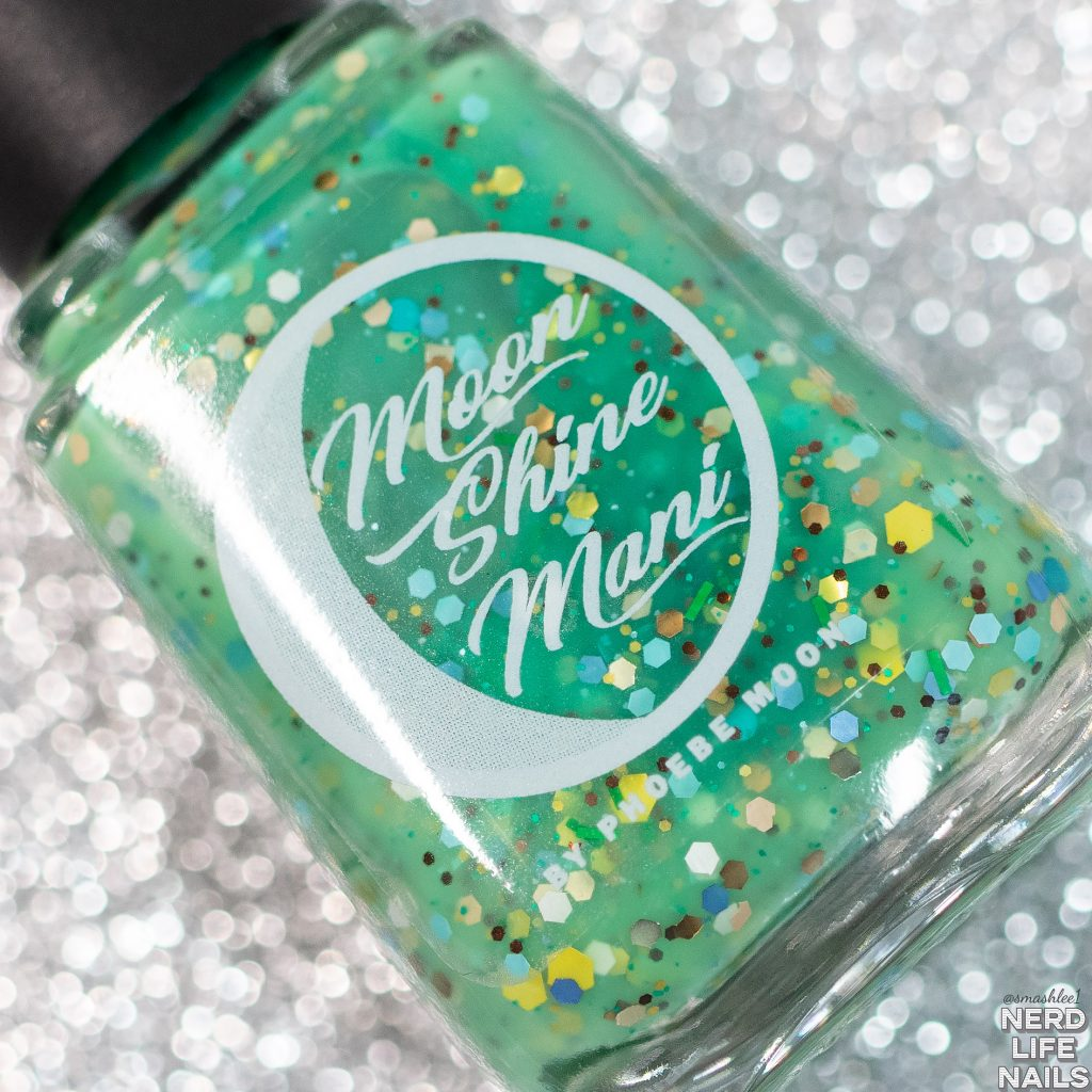 Moon Shine Mani - New Horizons