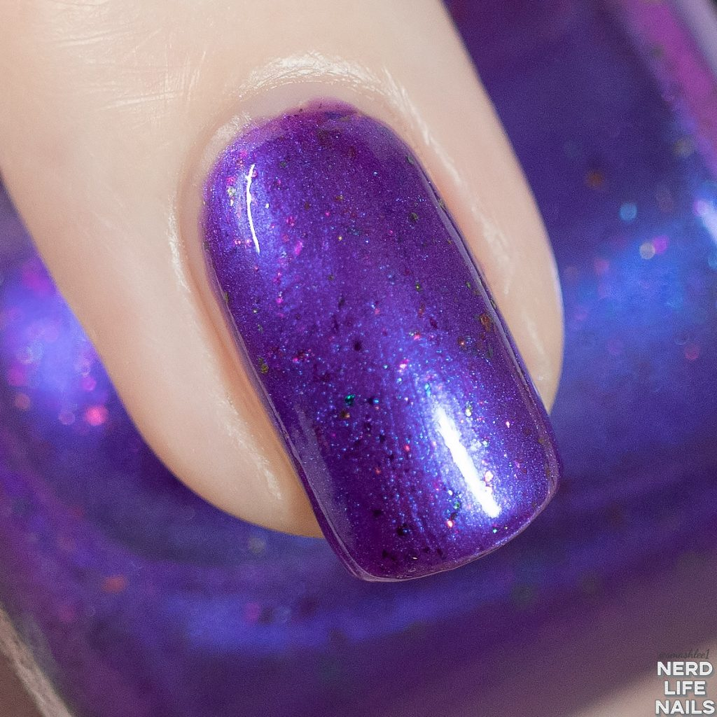 Sassy Cats Lacquer - Fortune Kitty