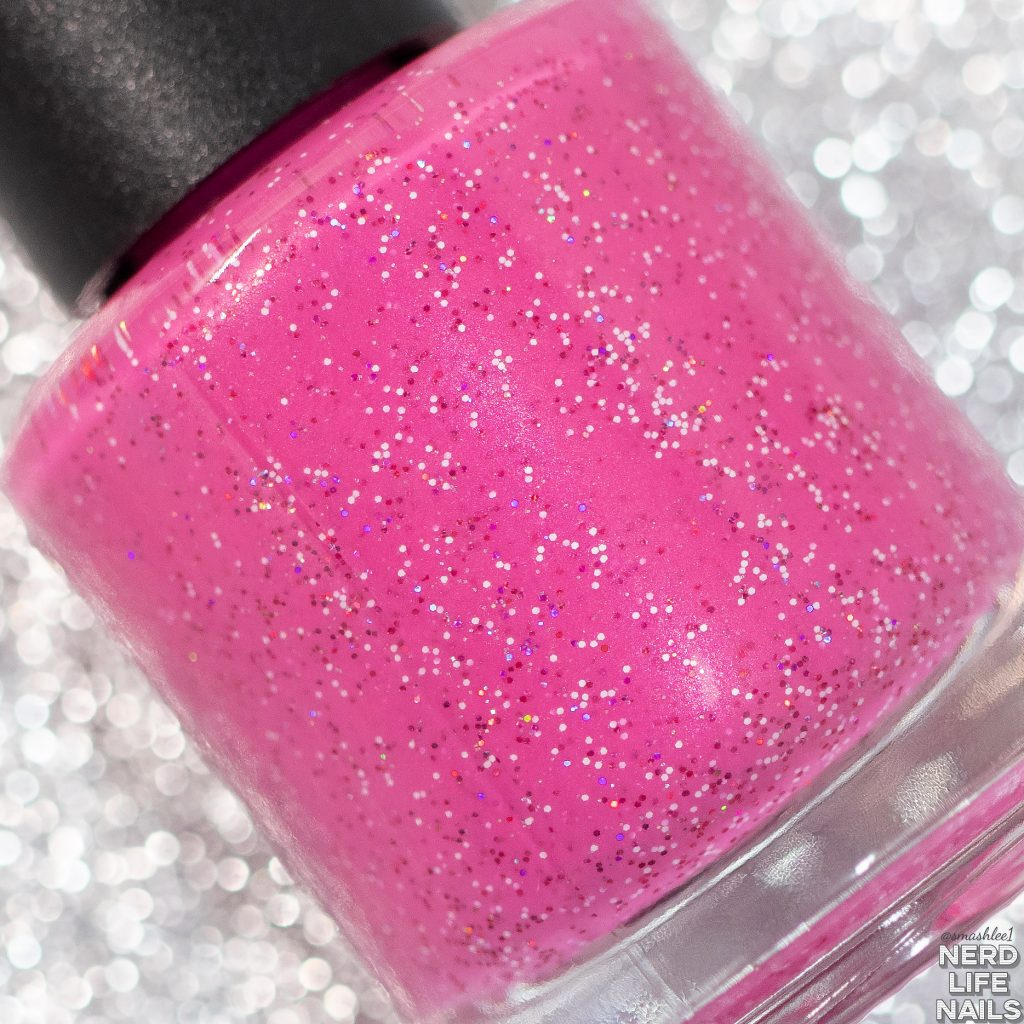 Geekish Glitter Lacquer - The Answer Was So Simple. I Was Too Smart To See It!