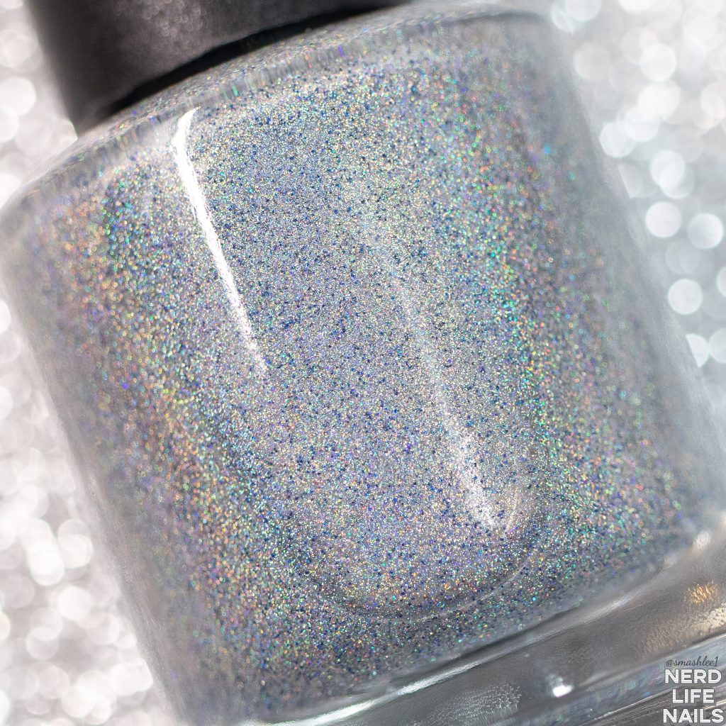 Geekish Glitter Lacquer - Do You Like Your Army?