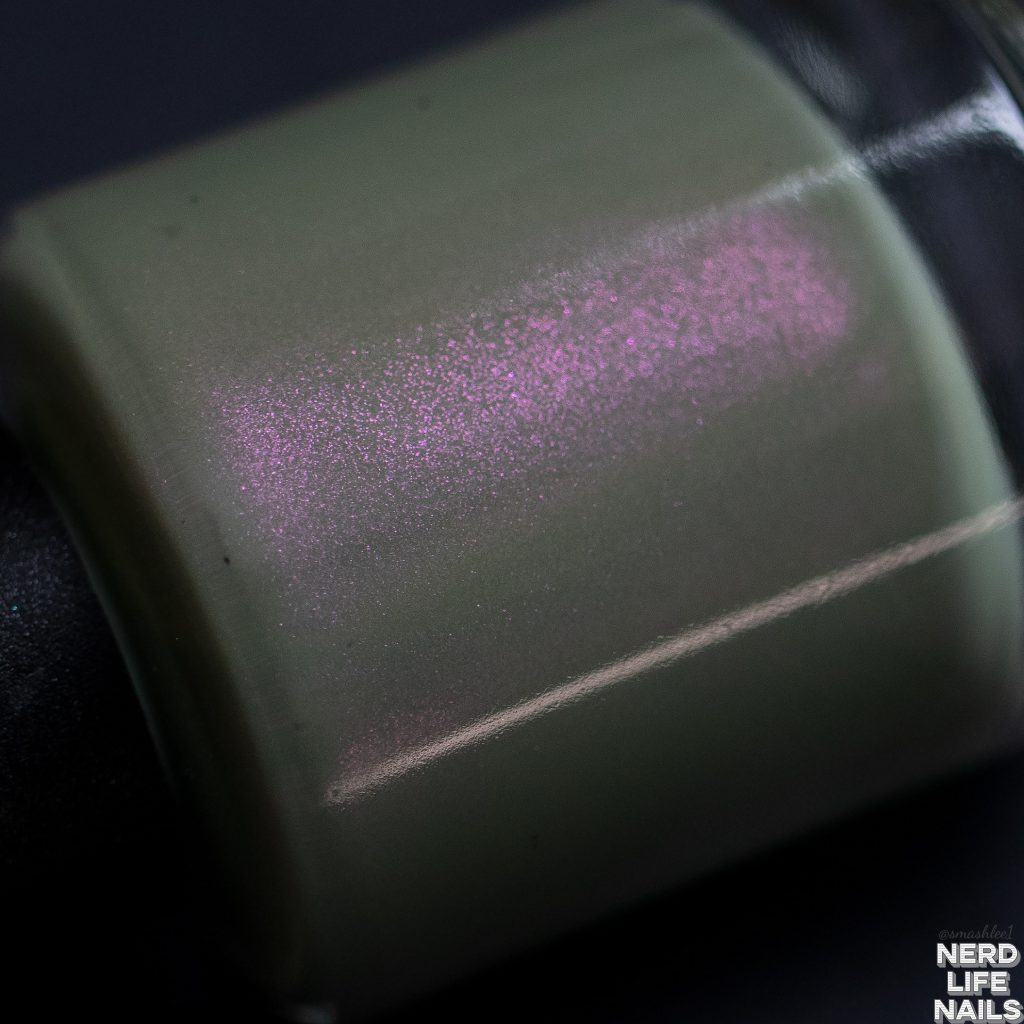 Geekish Glitter Lacquer - Fear Is The Path To The Dark Side
