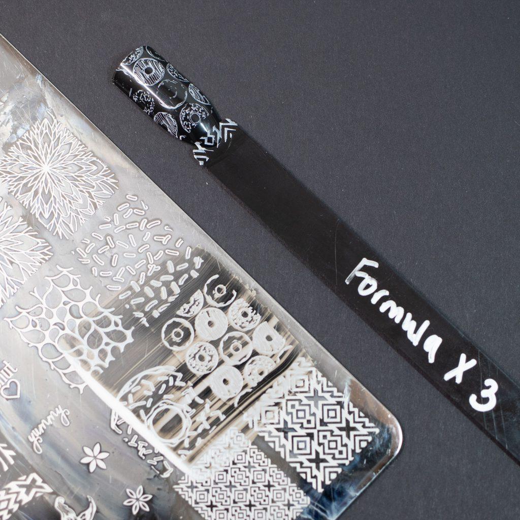 Formula X White 3