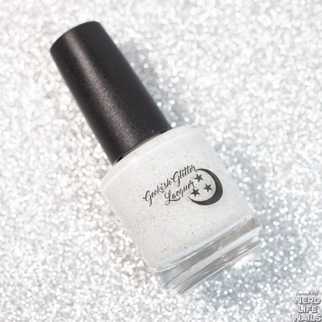 Geekish Glitter Lacquer - Hold Me, Like You Did By The Lake On Naboo