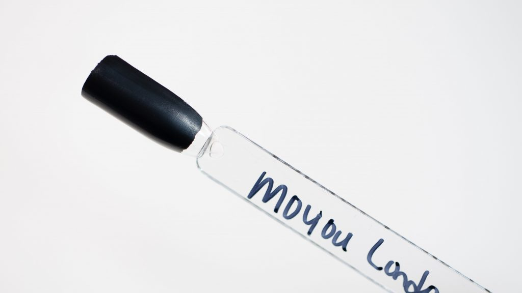MoYou London Swatch - Black