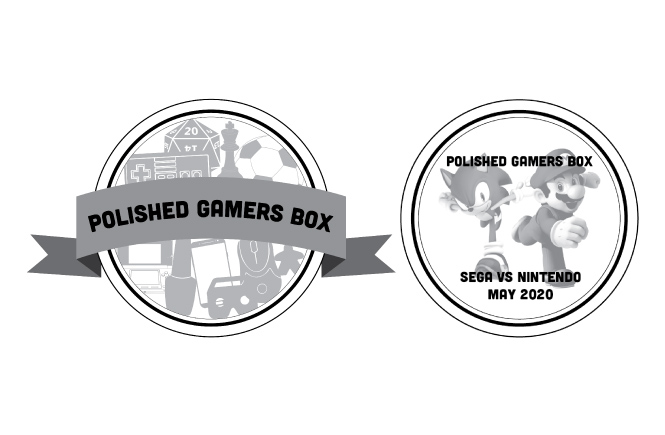 May 2020 Sega vs Nintendo Polished Gamers Box