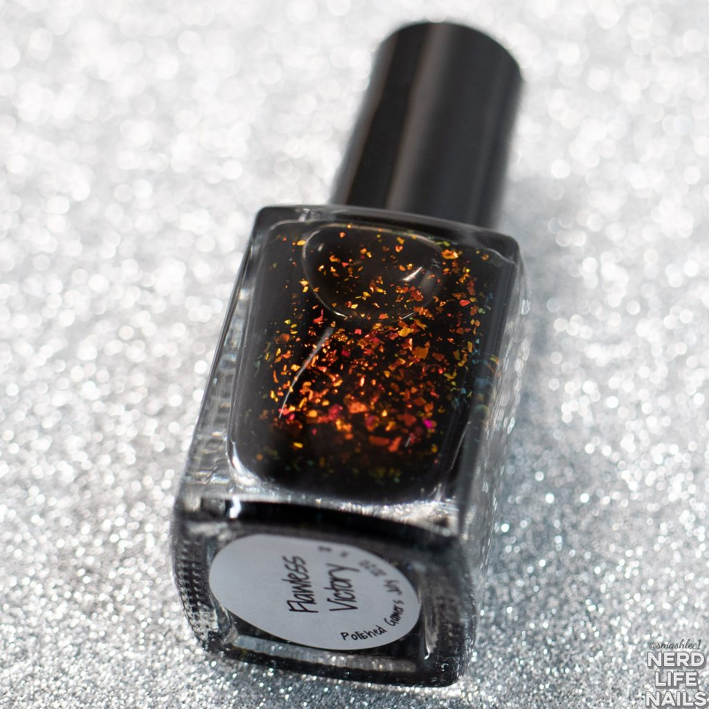 Red Eyed Lacquer - Flawless Victory