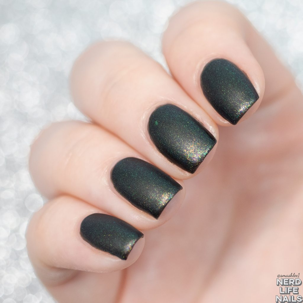 Red Eyed Lacquer Black Lives Matter Charity Polish - You Matter