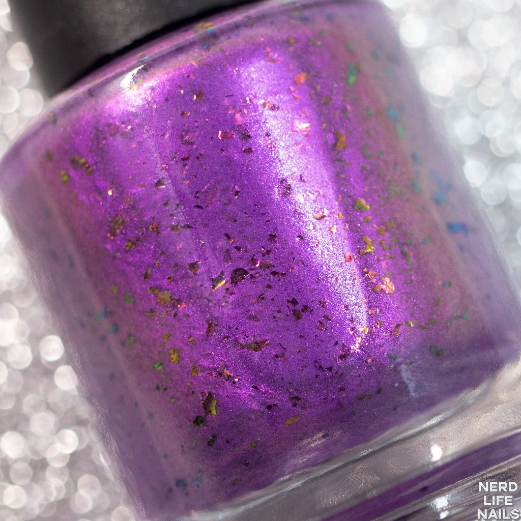 Geekish Glitter Lacquer - End of the World