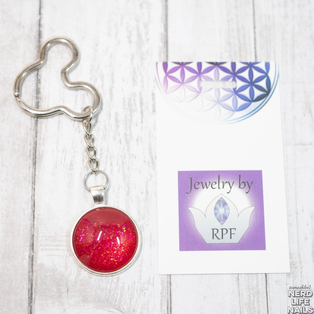 Jewelry By RPF - The King Inspired Necklace or Keychain