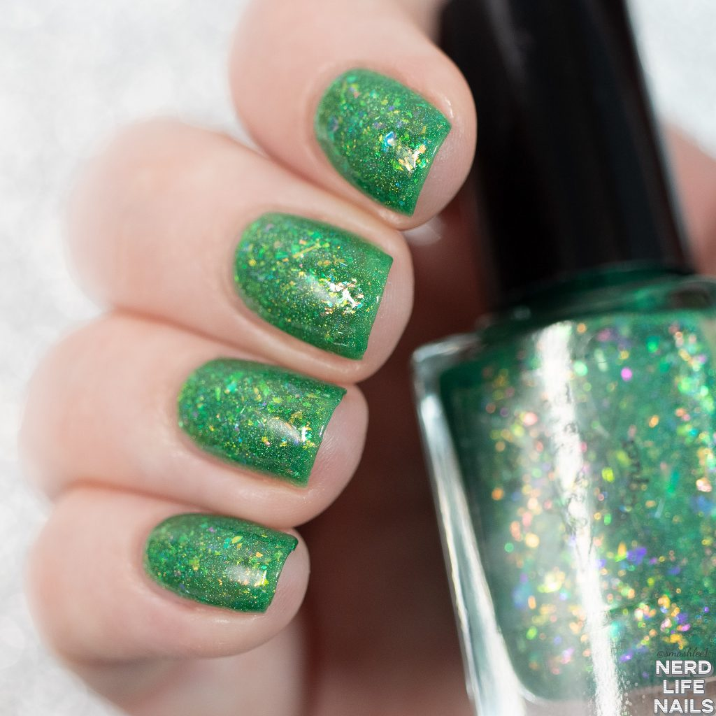 Red Eyed Lacquer - Rainbow Walk