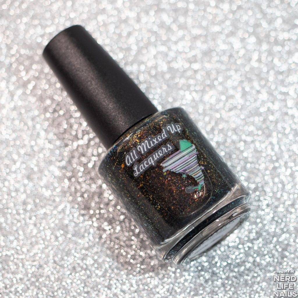 All Mixed Up Lacquers  - Feelin' Spooky
