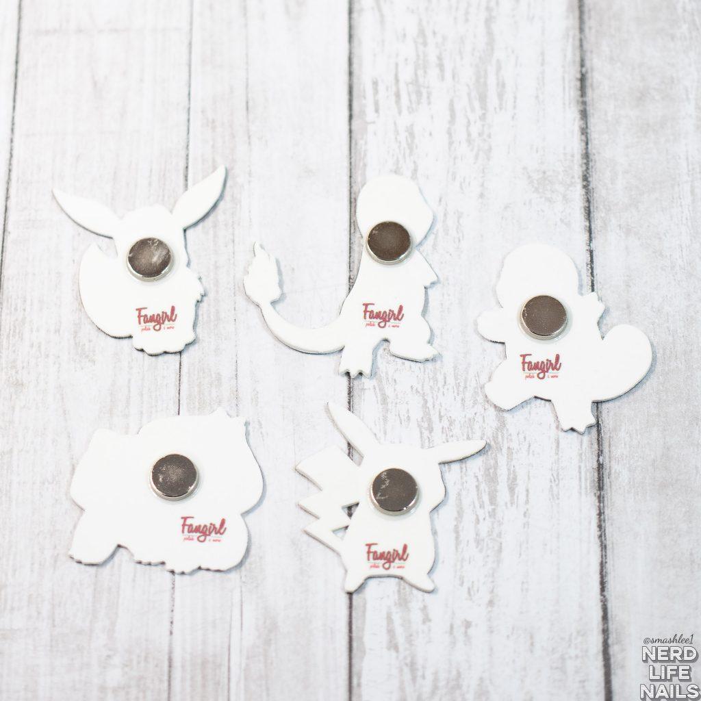 Fangirl Polish - Choose Your Starter magnet set