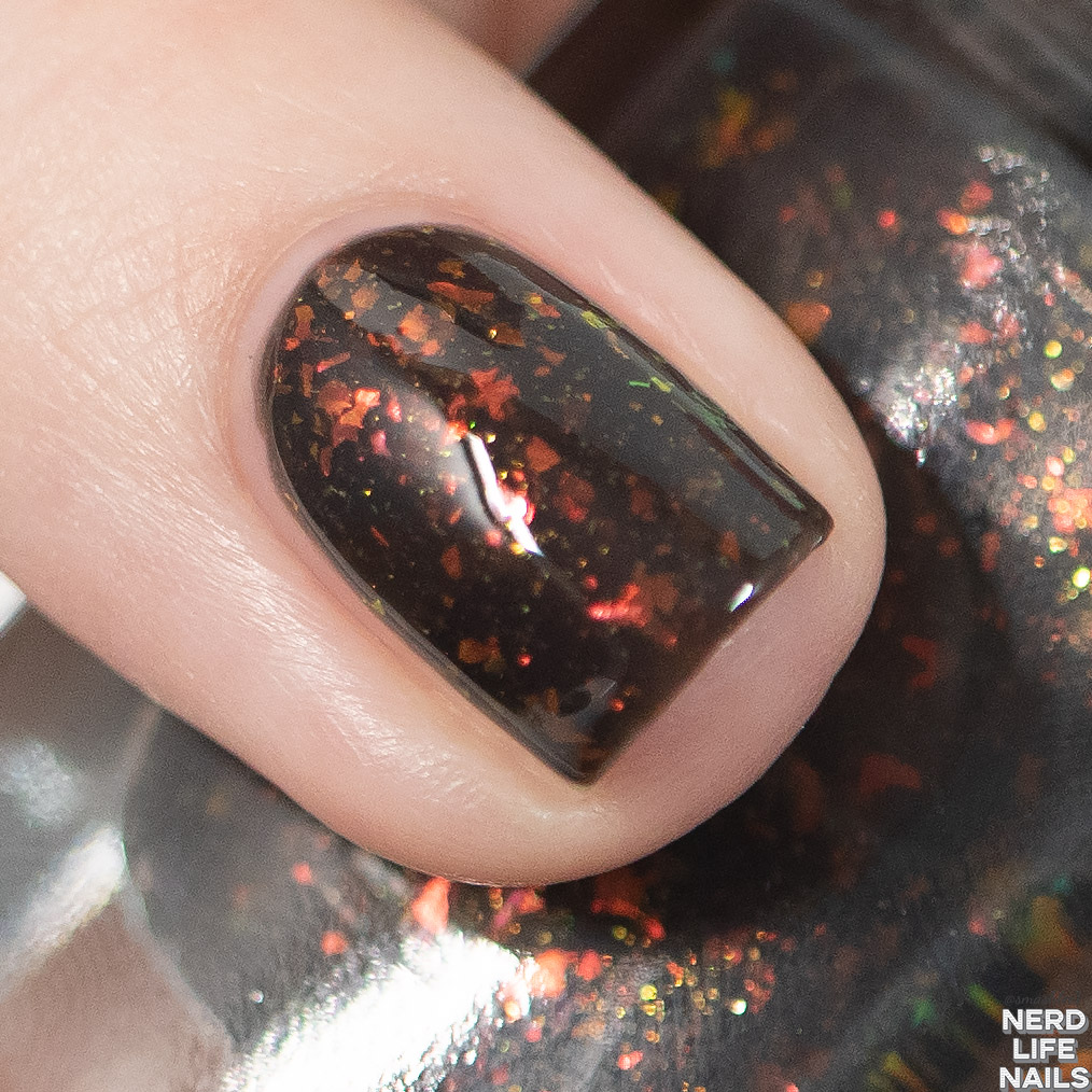 Red Eyed Lacquer - It's The Great Pumpkin