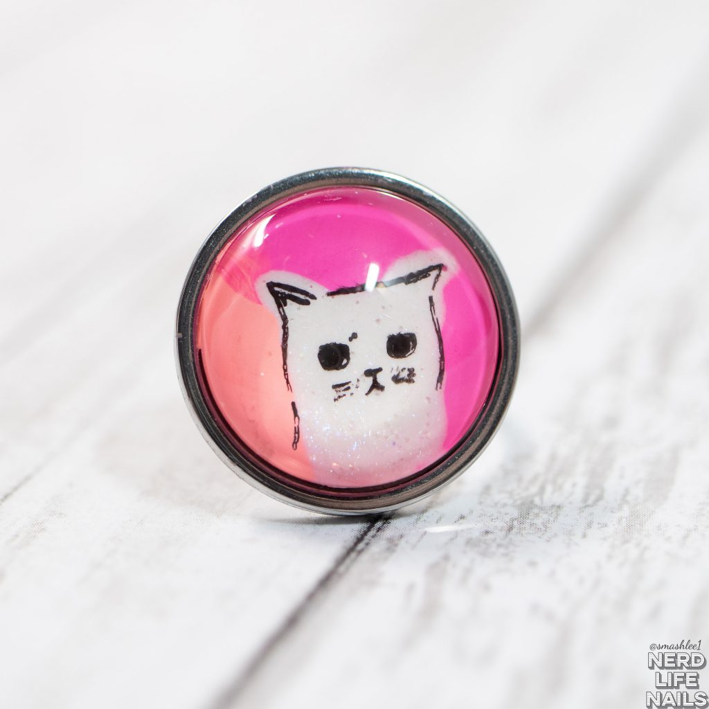 Manis & Molotovs - Sassy Kitty Ring