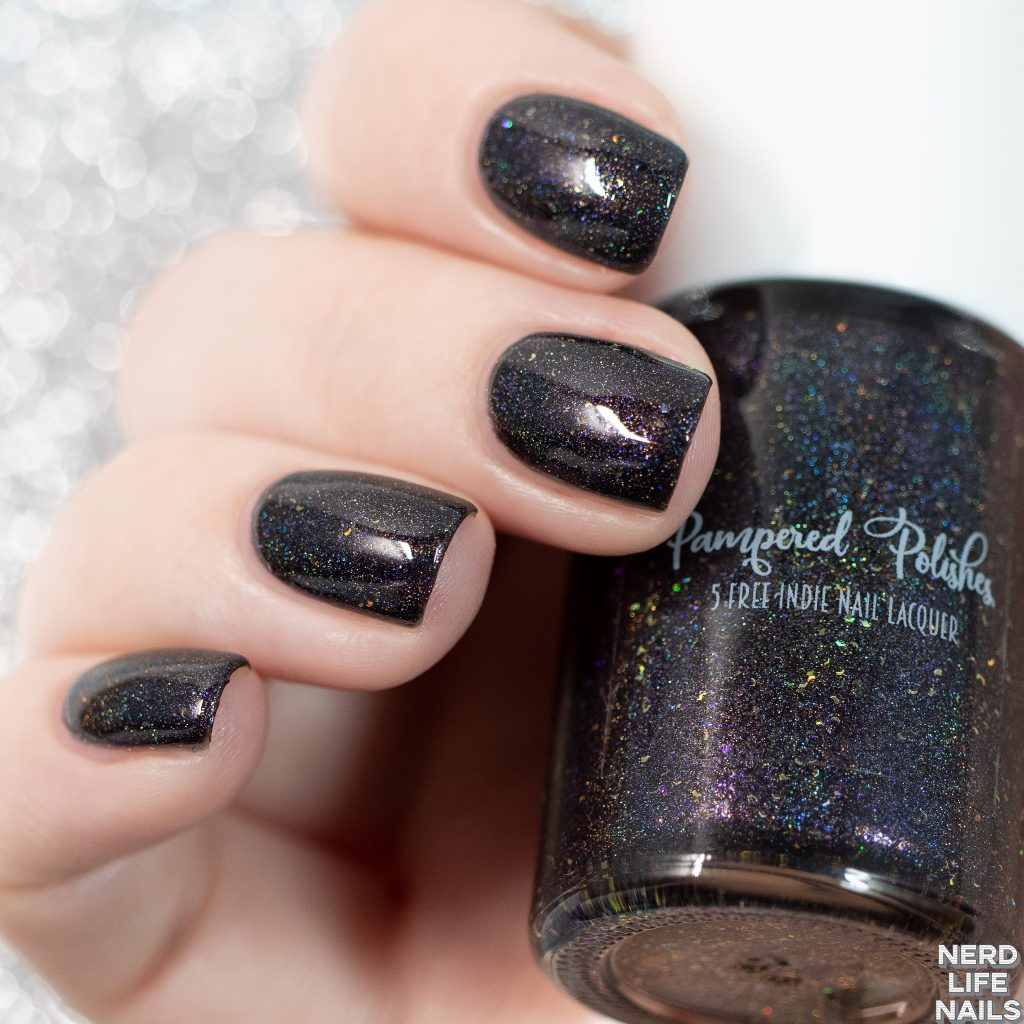 Pampered Polishes - 94 Mischievous Ghost