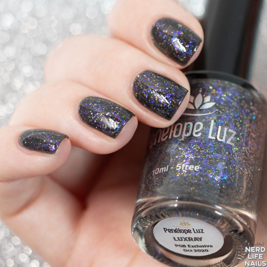Penélope Luz - Luxray