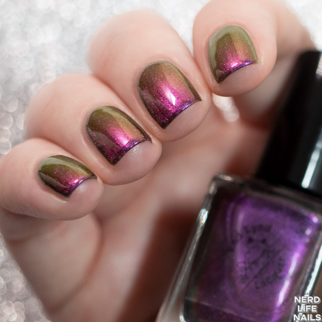 Red Eyed Lacquer - Pink Elephants