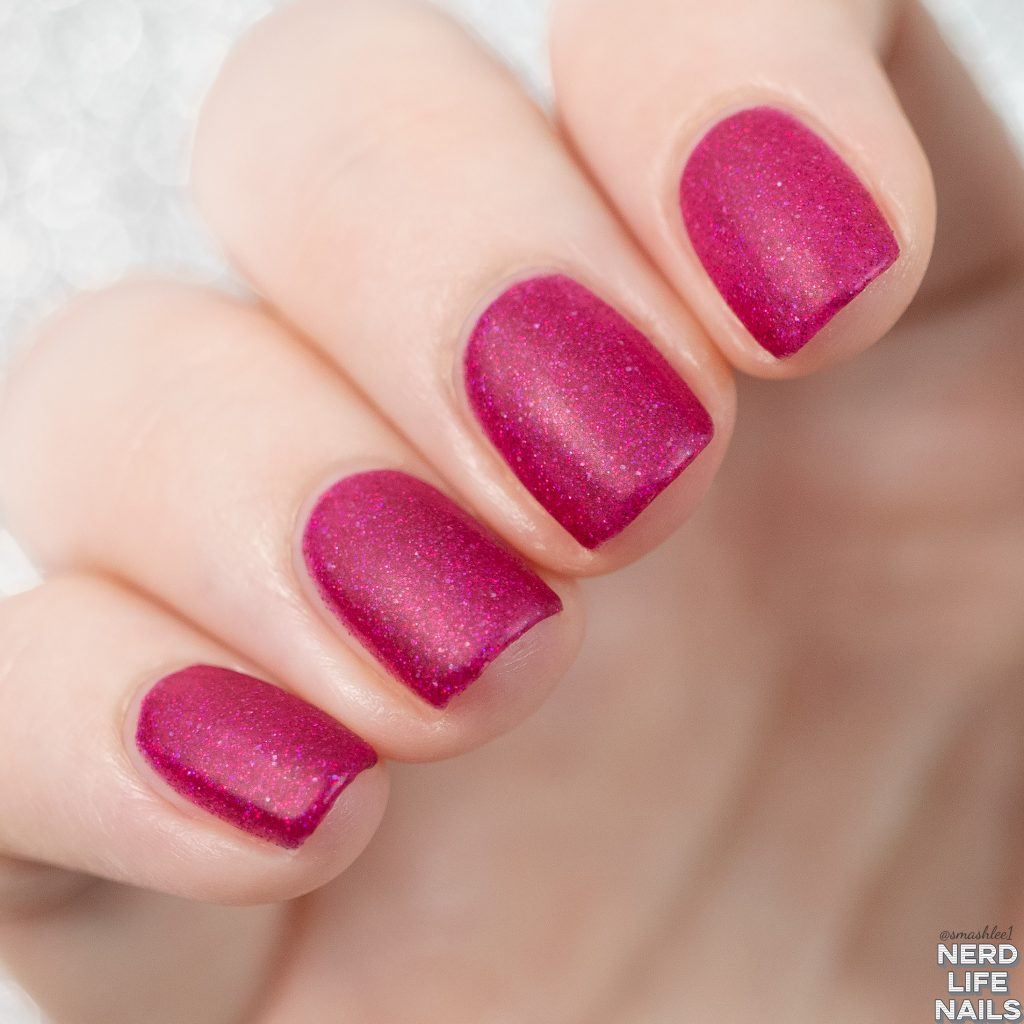 Sweet Heart Polish - Smell The Peppermint Roses