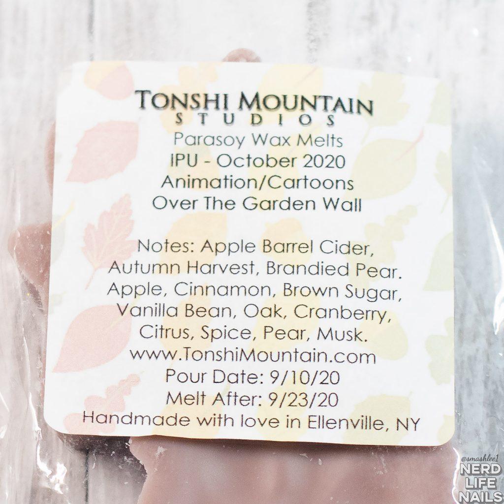 Tonshi Mountain Studios - Over The Garden Wall