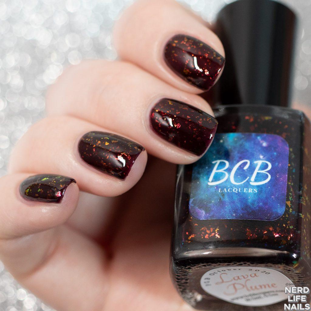 BCB Lacquers - Lava Plume