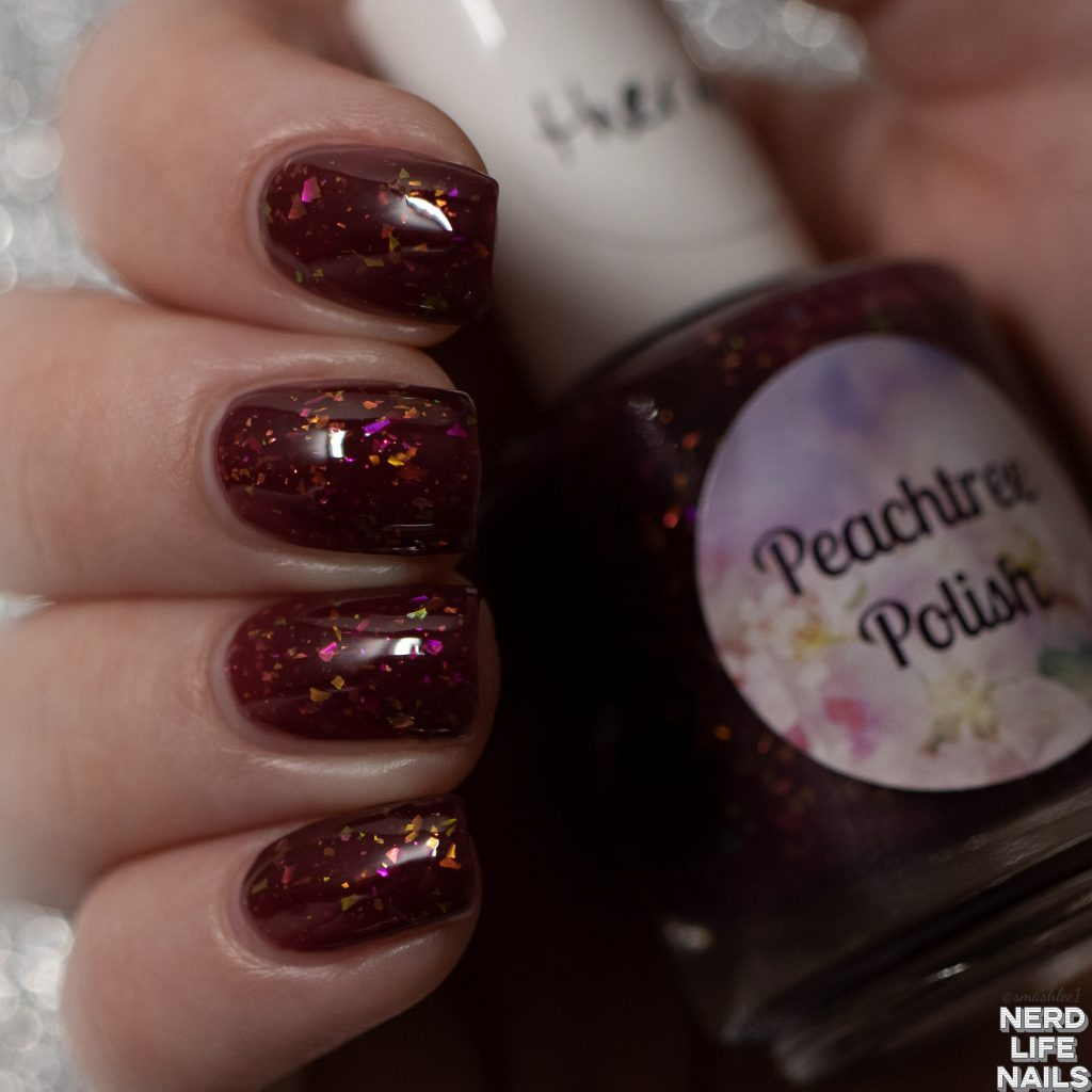 Peachtree Polish - Poison Centipede