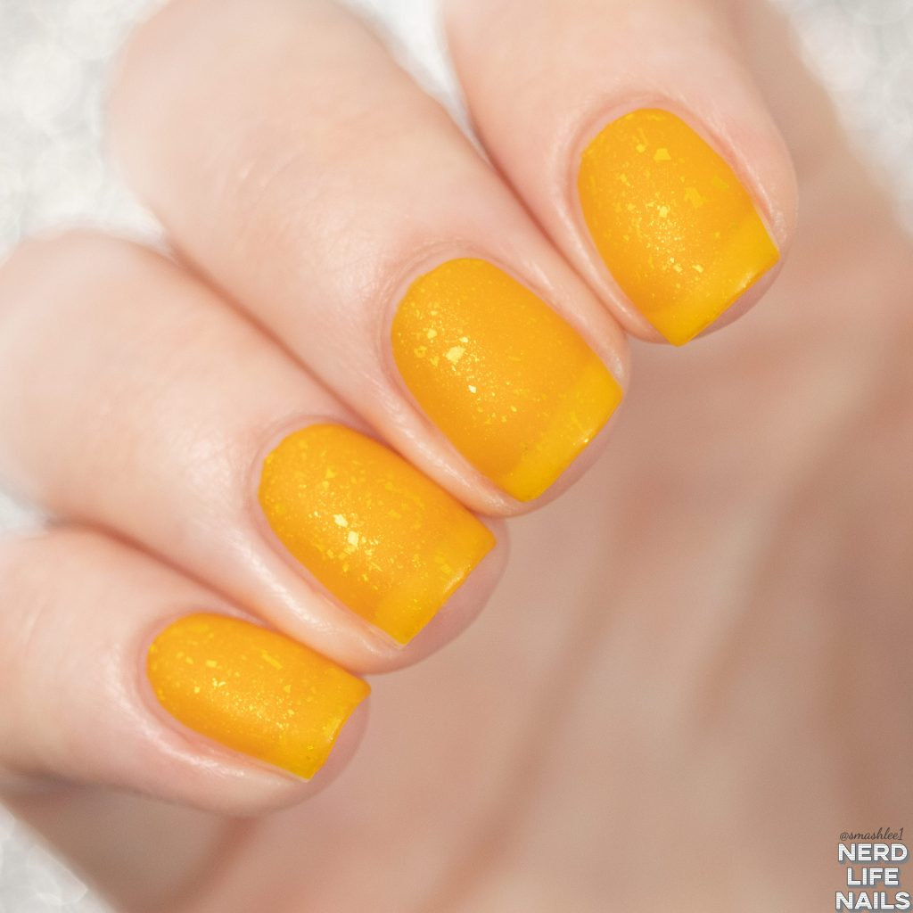 Geekish Glitter Lacquer - Wanna Split a Pineapple