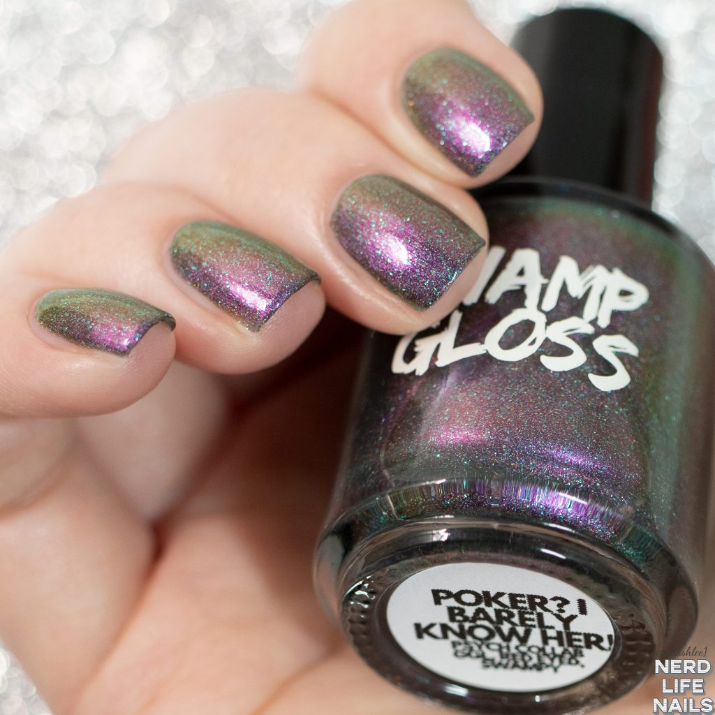 Swamp Gloss - Poker? I Barely Know Her!