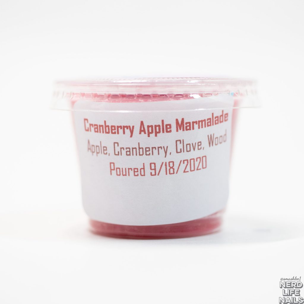 The Sassy Shark - Cranberry Apple Marmalade