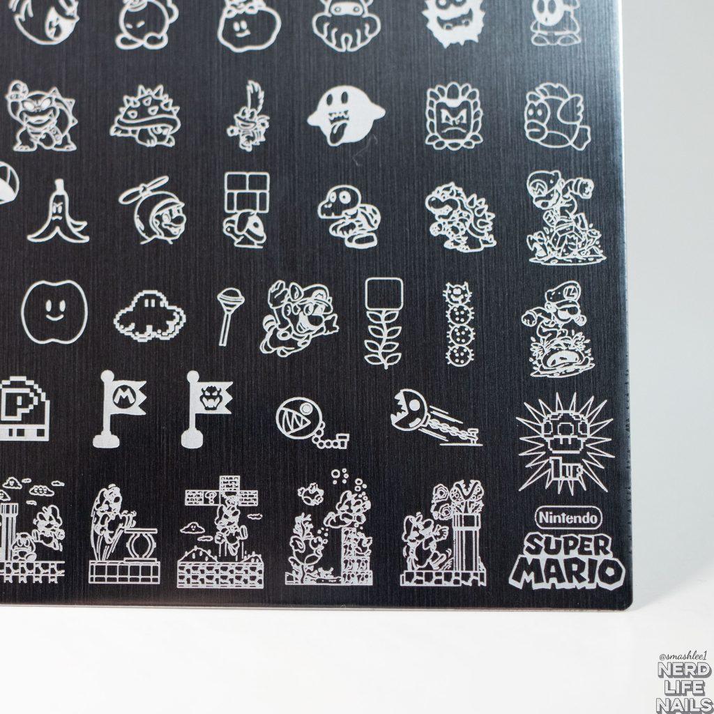 Apipila - Stamping Plate Super Mario