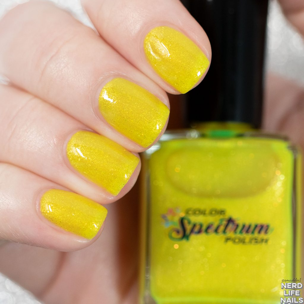 Color Spectrum Polish - S - Sulfer