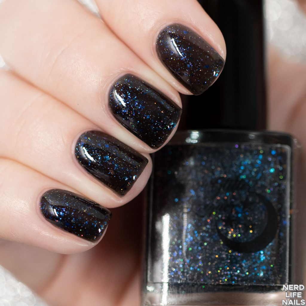 Geekish Glitter Lacquer - Blue Haired Dreamer