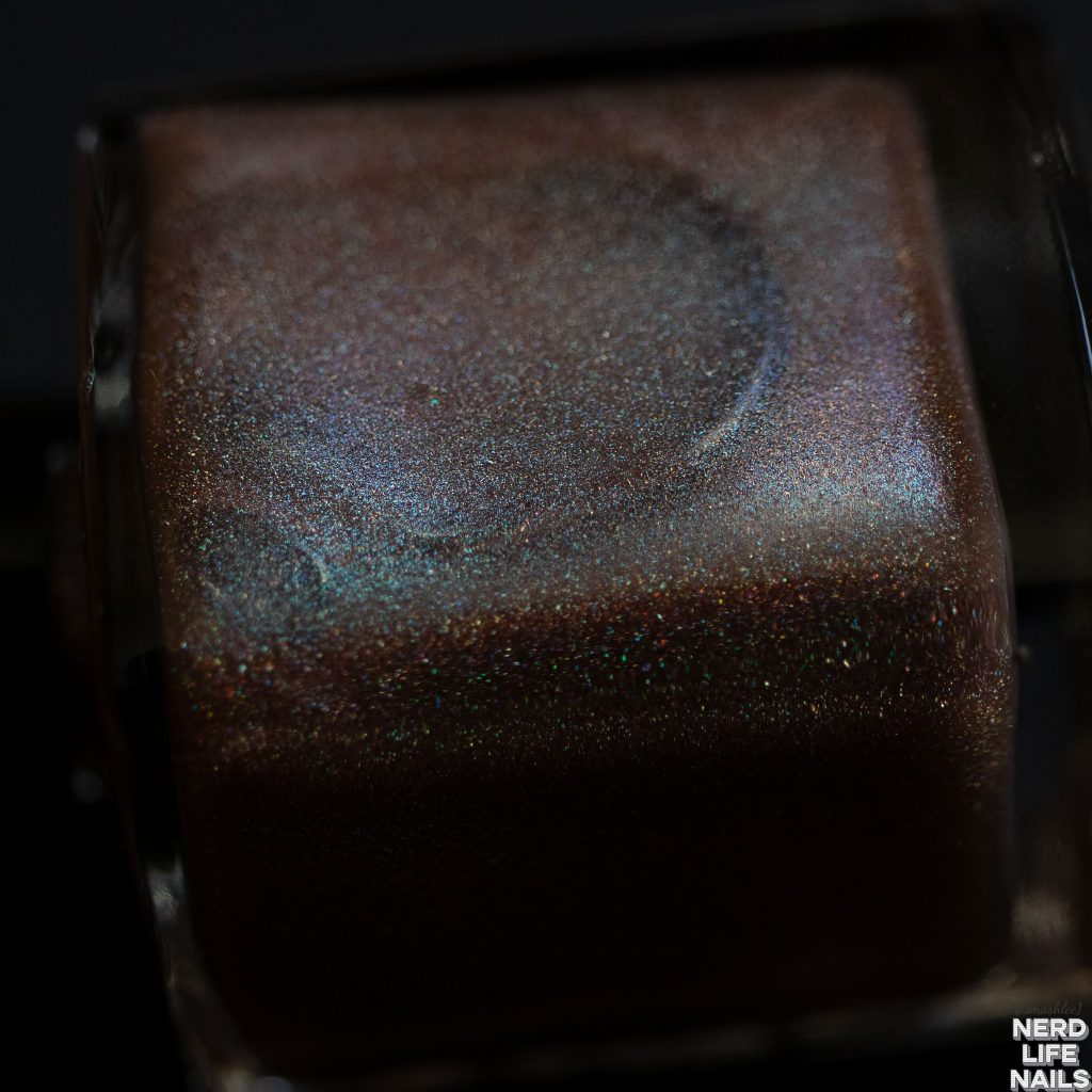 Geekish Glitter Lacquer - Space Weather