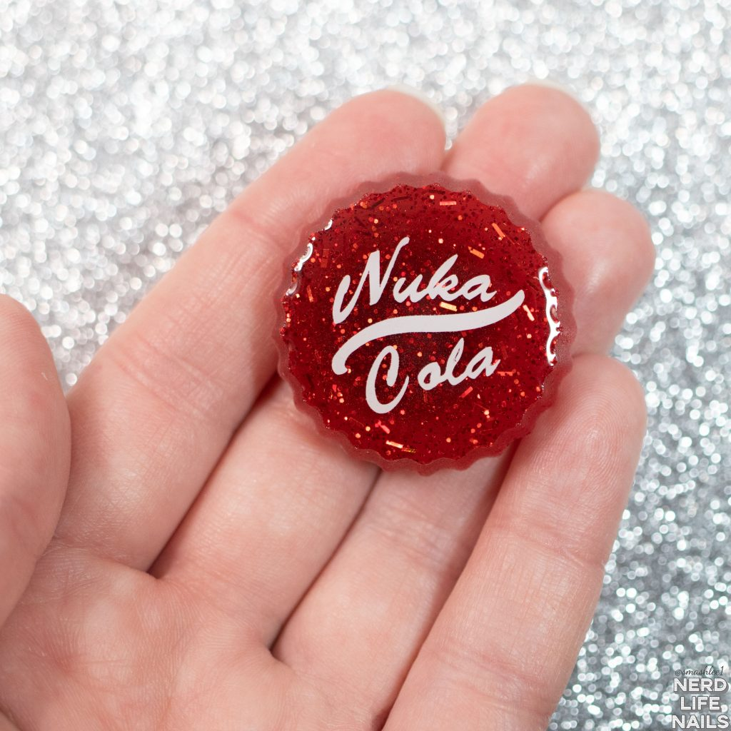 The Sassy Shark - Nuka Cola Cap Magnet