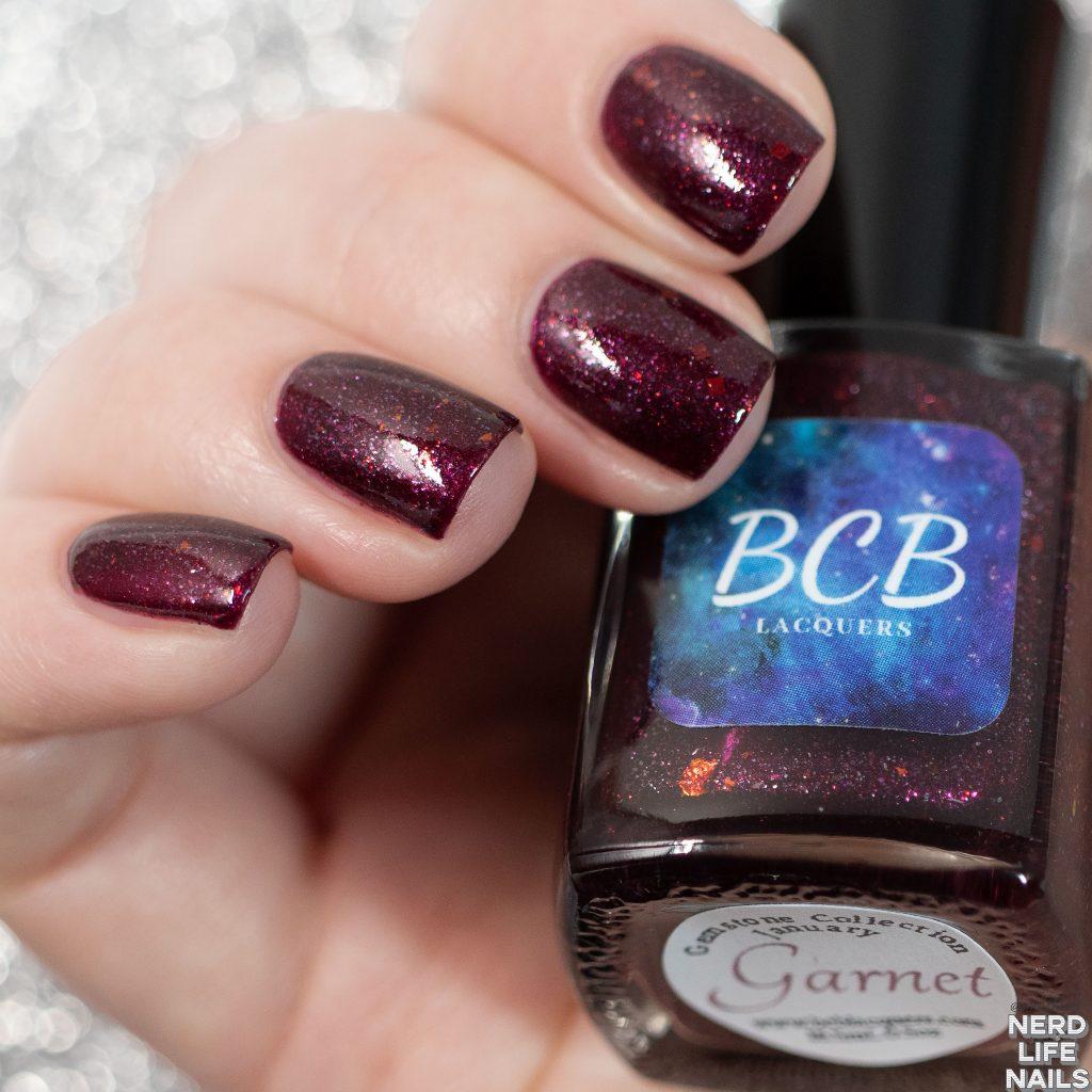 BCB Lacquers - Garnet