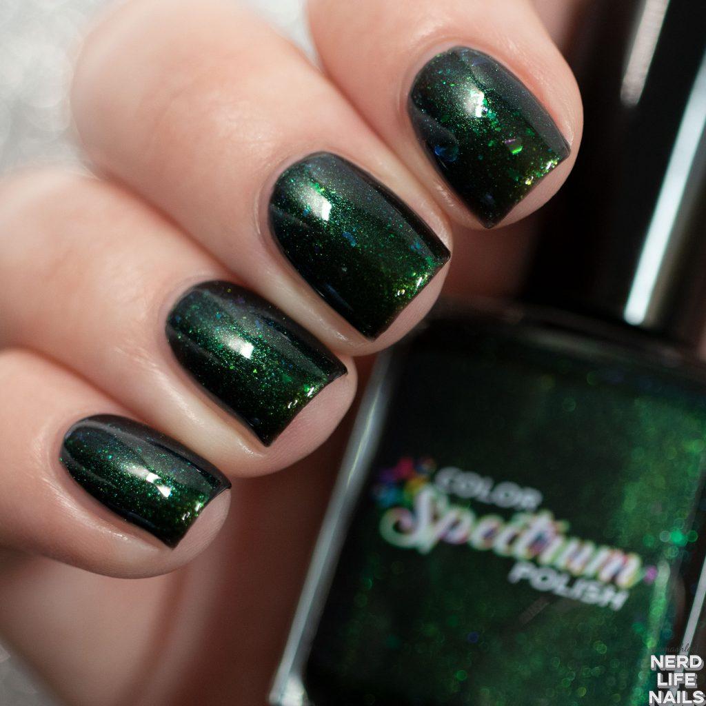 Color Spectrum Polish - Luigi Time!